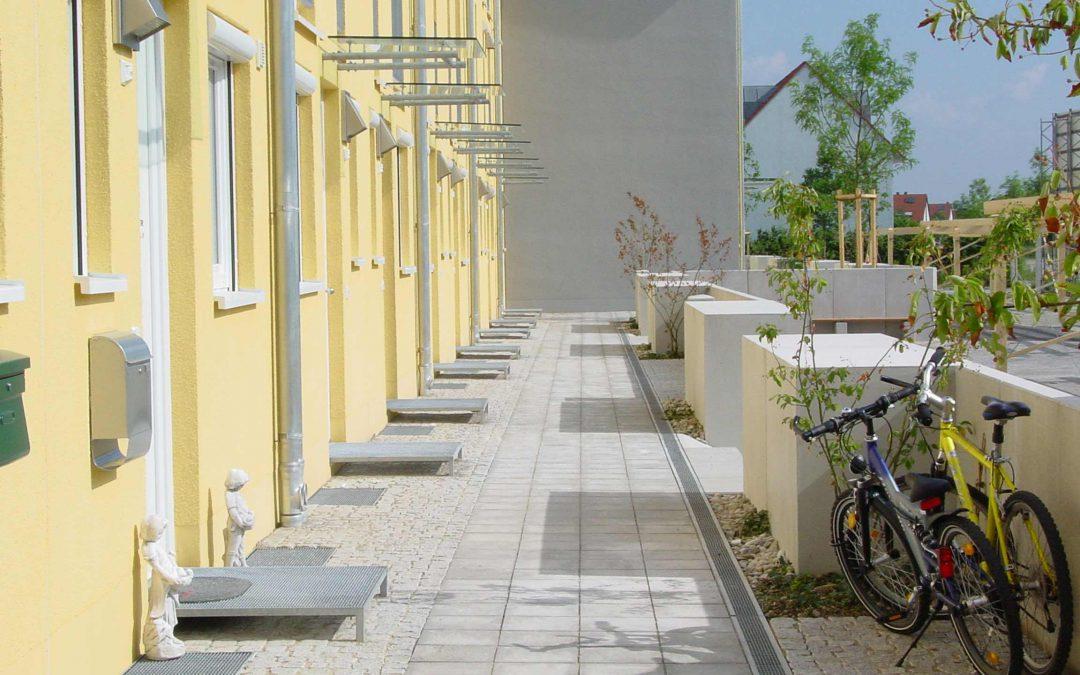Wohnbebauung WA 11.6 Unterbiberg