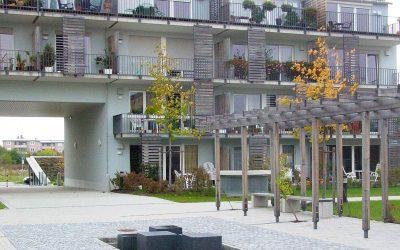Wohnbebauung Kleeblatt WA6 Unterbiberg